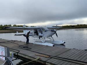 DigiGeoData - Sioux Lookout float plane