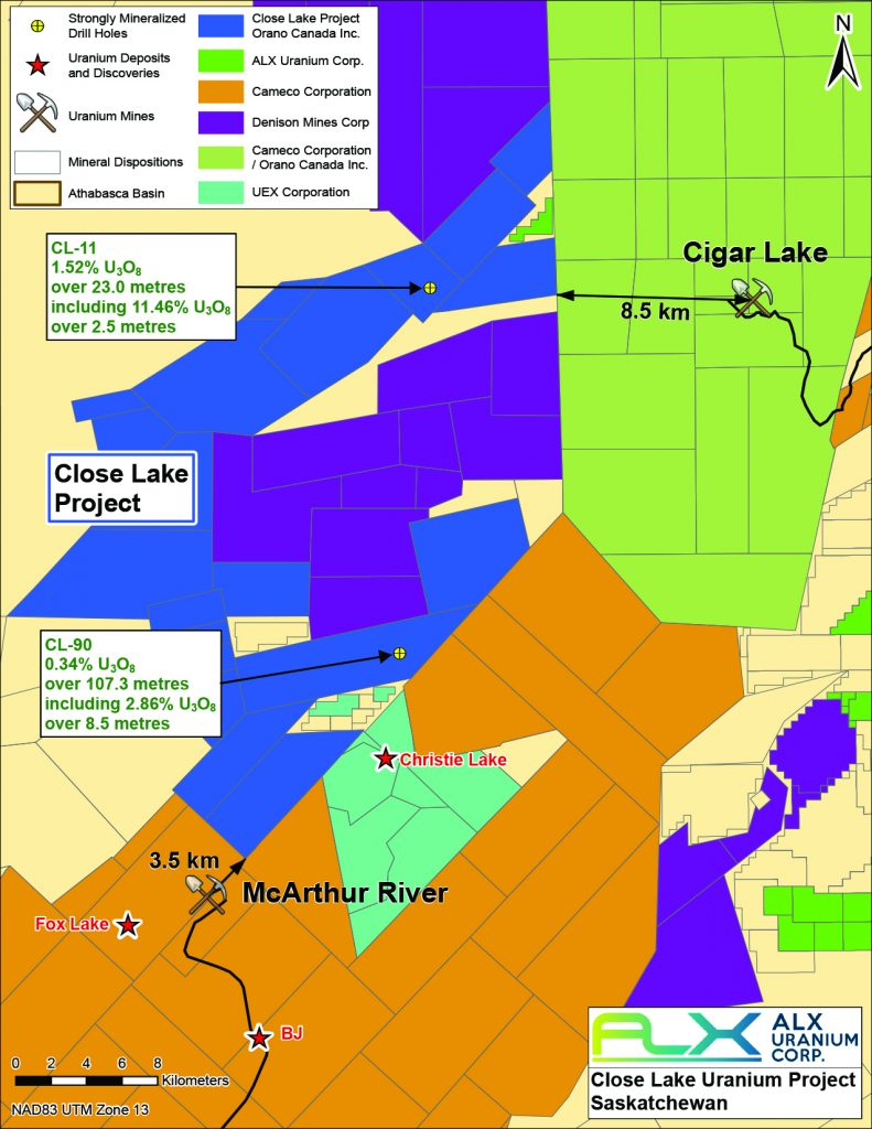 DigiGeoData - Close Lake Uranium Project 20190227153910