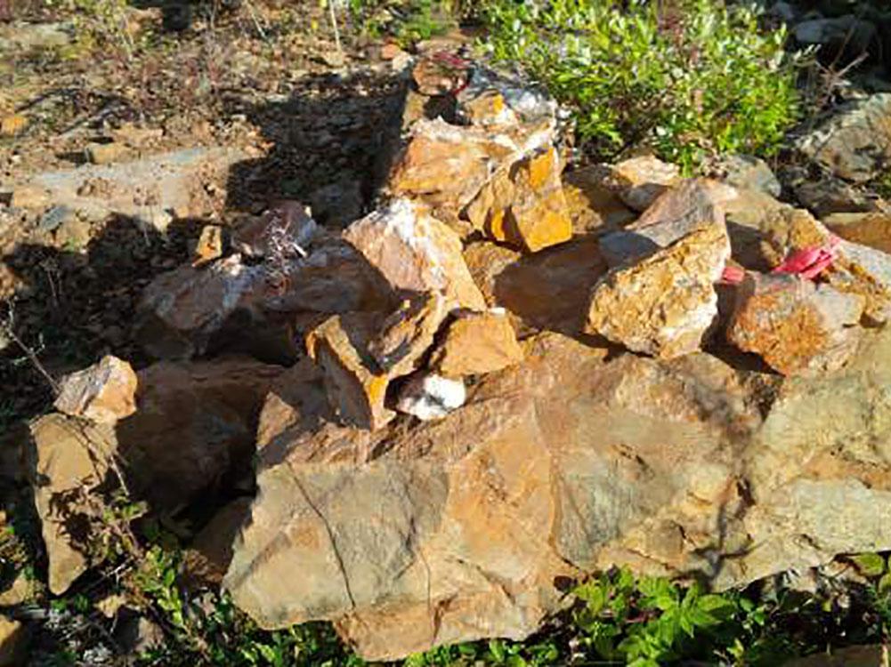 Photo courtesy of Nitinat Minerals