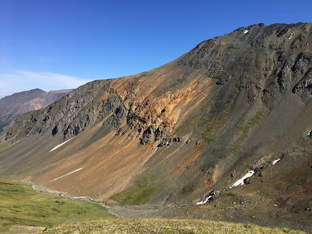 Photo courtesy of Colorado Resources Ltd Resources