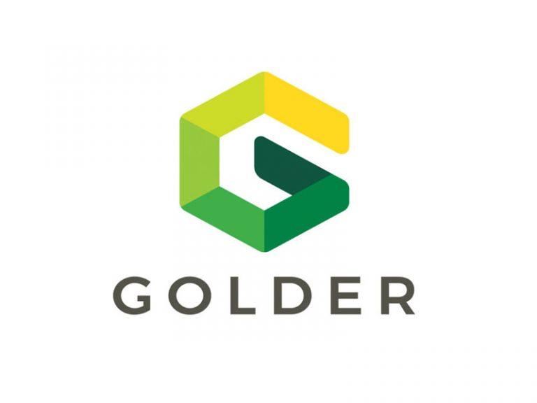 DigiGeoData - golder logo