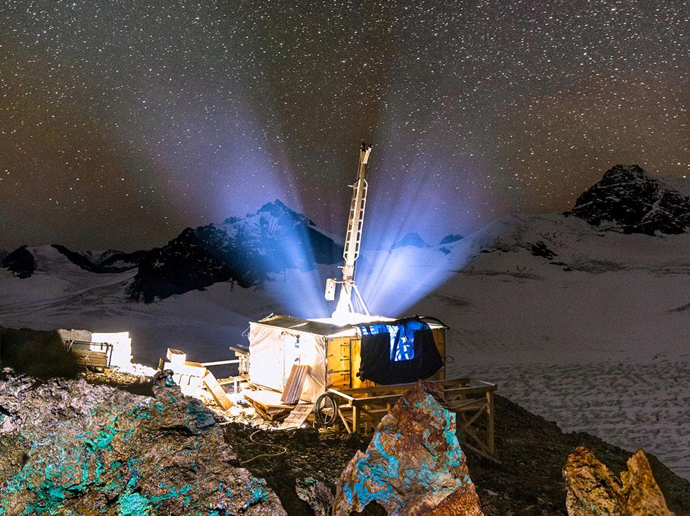 Photo courtesy of Crystal Lake Mining