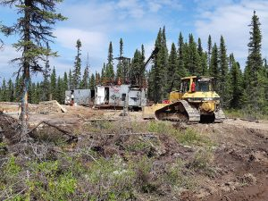 Photo courtesy of Eastmain Resources