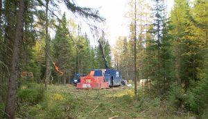 DigiGeoData - Image 2 Destiny project summer drilling 1