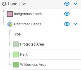 DigiGeoData - land use