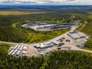 Photo courtesy of Wallbridge Mining; Source: VRIFY Technologies