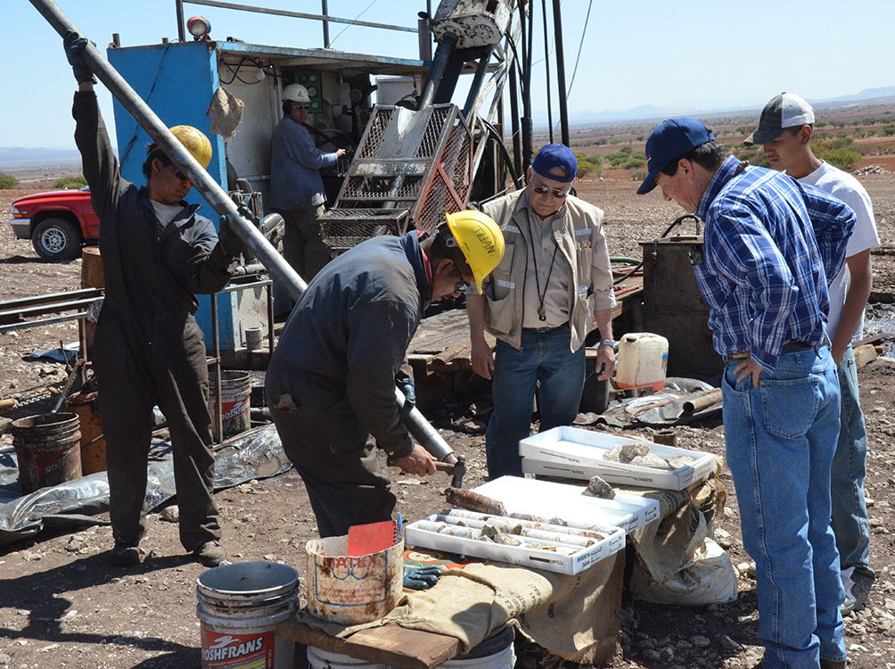 Photo Courtesy of Southern Silver Exploration