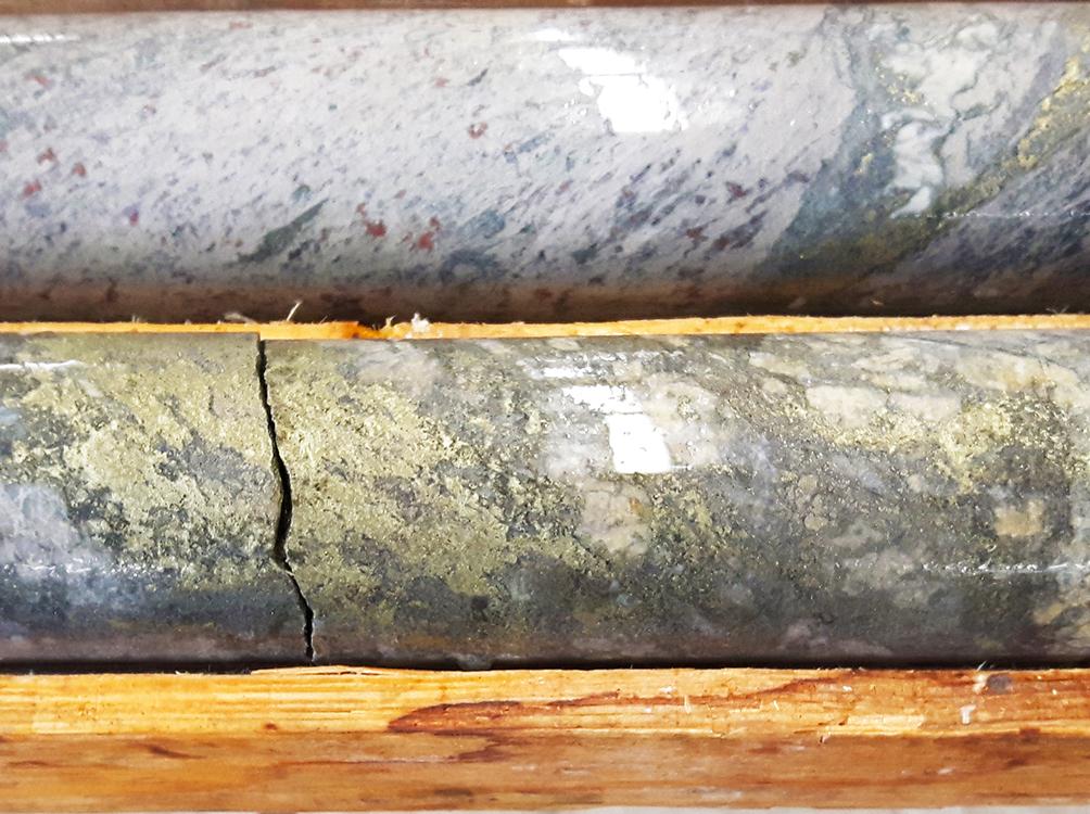Photo Courtesy of Chibougamau Independent Mines
