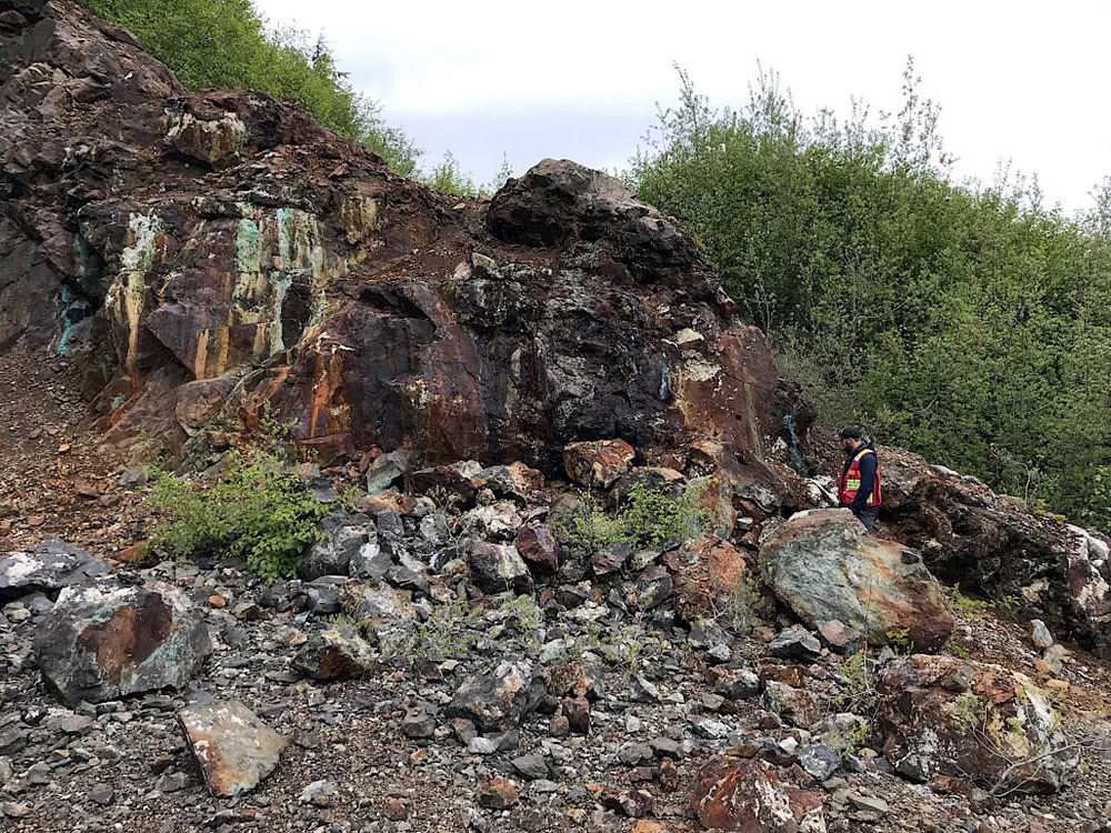 Photo Courtesy of Roughrider Exploration
