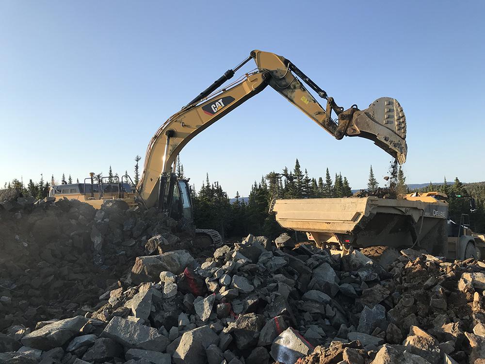Photo Courtesy of Anaconda Mining