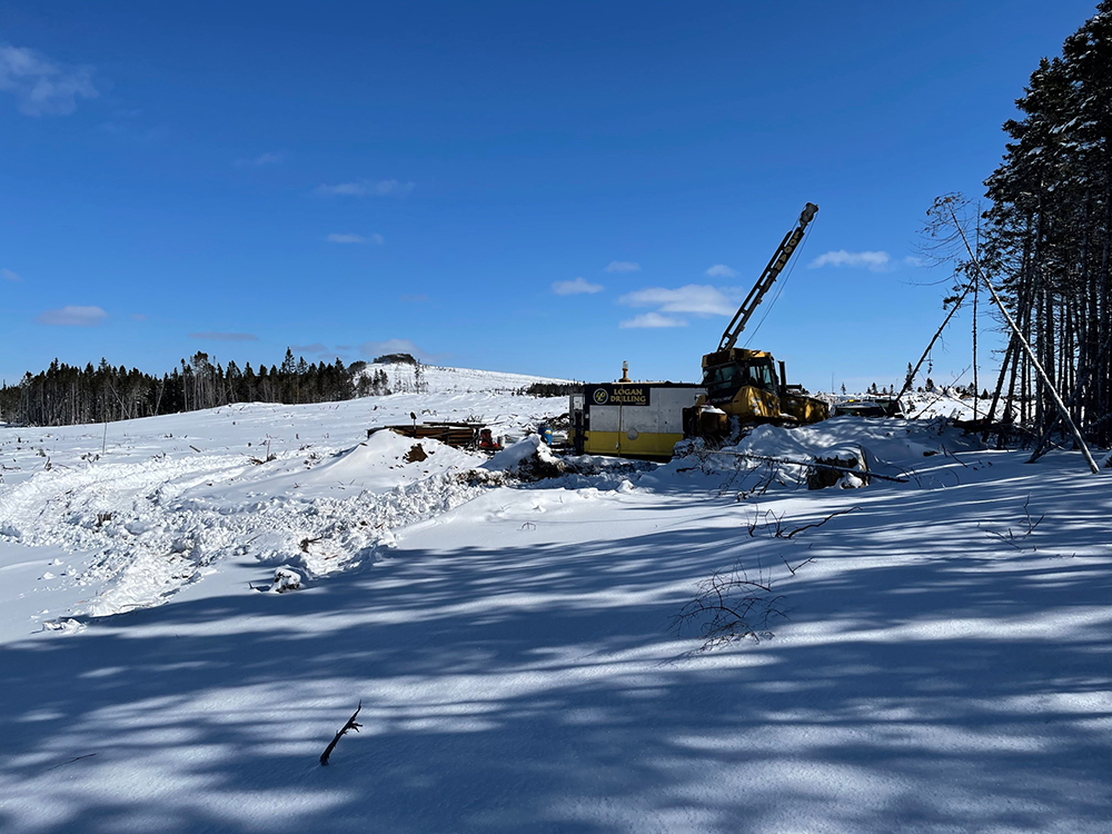 Photo Courtesy of Canterra Minerals