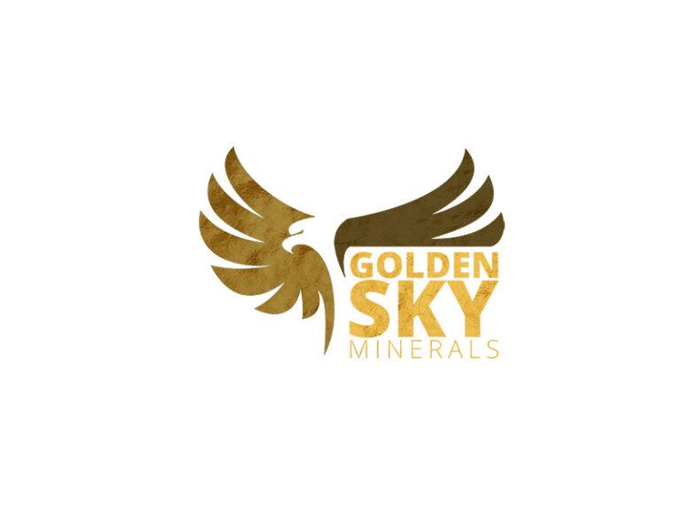 DigiGeoData - golden sky