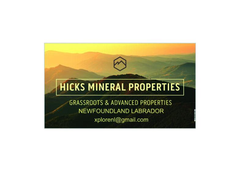 Hicks Mineral