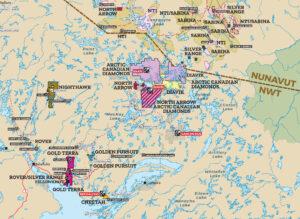 DigiGeoData - northern canada 2021